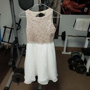 Girls Rare Editions xl (16) formal dress